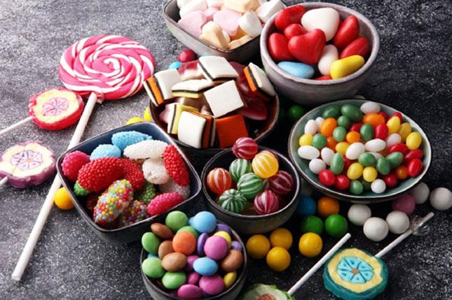 Opakowania na słodycze